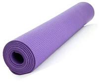 Коврик для фитнеса/Йогамат Active Sports толщина 3мм 173см*61см