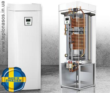 Многофункциональная накопительная емкость, CTC Швеция, EcoZenith I250 L\H