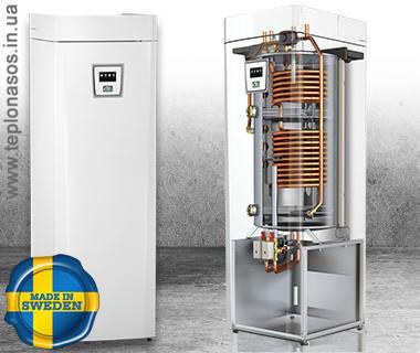 Многофункциональная накопительная емкость, CTC Швеция, EcoZenith I250 L\H, фото 2