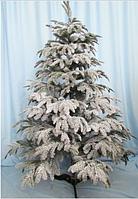Ель заснеженная белая литая 150 см