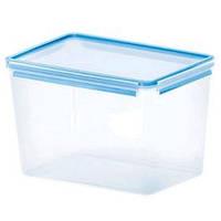 Прямоугольный пищевой контейнер CLIP&CLOSE 3D 8,2л Emsa EM508548