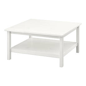 Журнальный стол IKEA HEMNES Белый (101.762.87)