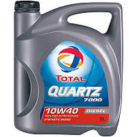 TOTAL Quartz 7000 Diesel 10W-40 1л