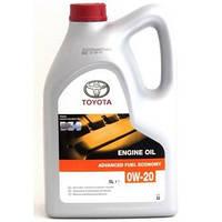 TOYOTA Advanced Fuel Economi 0W-20 5л