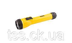 Ліхтар 154*35 мм, 3 x LED, 2 x AA MASTERTOOL 94-0800