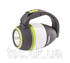 Ліхтар 3-в-1, 3 режими, 160*130*85 мм, LED + 10 x SMD LED, 3 x AA, ABS MASTERTOOL 94-0805