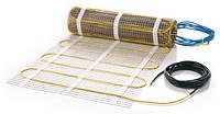 Тонкий кабель в клей для плитки