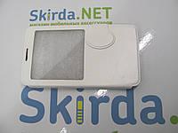 Чехол-книжка iCase Tec для Samsung Galaxy Note 3 (n9000) белый с окном
