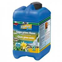 Кондиціонер JBL AlgoPond Green для боротьби з плаваючими водоростями в садовому ставку, 2,5 л
