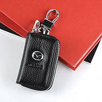 Чехол для ключей с карабином Mazda   2863