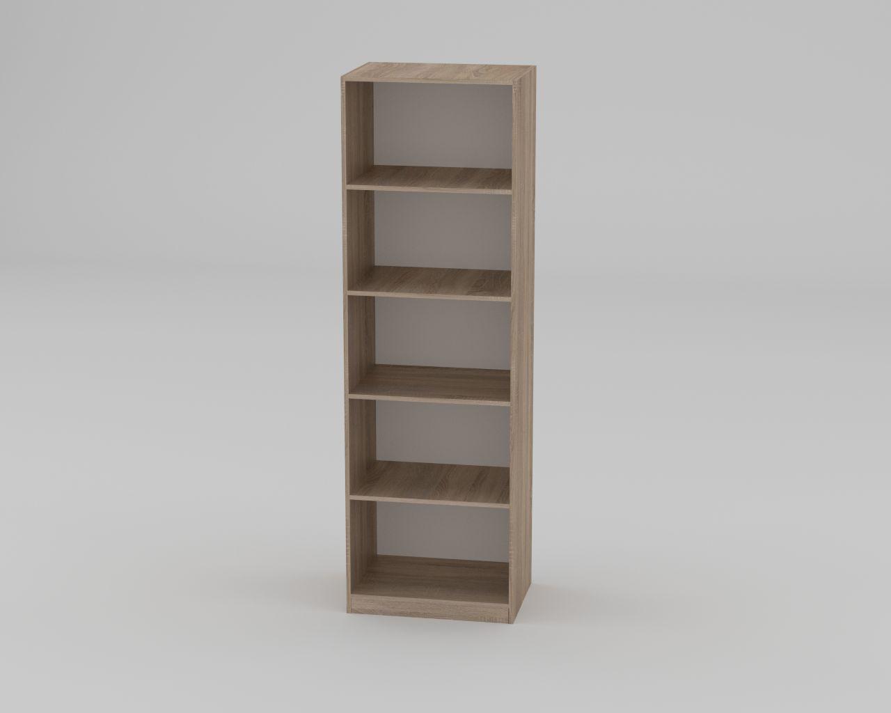 """Книжный шкаф (этажерка ) - """"КШ-1"""" Компанит"""