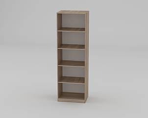 "Книжкова шафа (етажерка ) - ""КШ-1"" Компаніт, фото 2"
