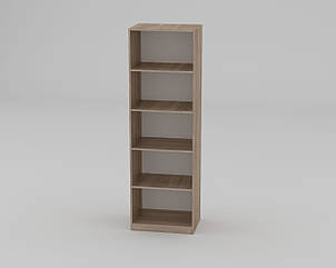 "Книжный шкаф (этажерка ) - ""КШ-1"" Компанит, фото 2"