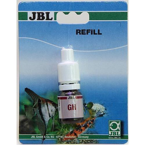 Експрес-тест JBL GH Test (економ упаковка) для визначення загальної жорсткості води
