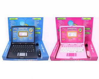 Детский русско-английский ноутбук