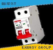 Автоматический выключатель двухполюсный E.next 6А, 16А, 25А, 10А pro
