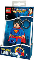 Брелок LEGO Super Heroes: Супермен (LGL-KE39)