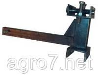 Крепление граблей к мототрактору и мотоблоку
