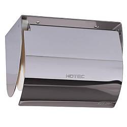 Диспенсер для туалетного паперу HOTEC 16.621 Stainless Steel