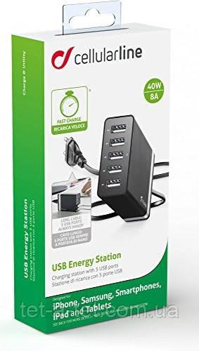 Сетевое зарядное устройство USAMS CC110 GaN Mini Fast Charger (65W) - Black