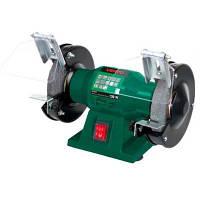 Точильный станок Verto 120 Вт, круг 125x12.7 мм (51G425)