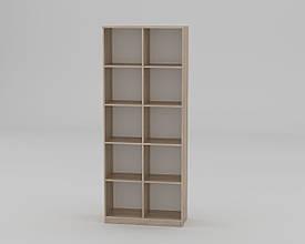 """Книжный шкаф (этажерка ) - """"КШ-2"""" Компанит"""