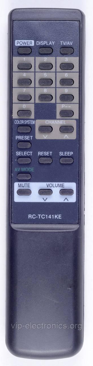 Пульт Aiwa  RC-TC141KE (TV) як оригінал