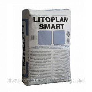Litokol LITOPLAN SMART  25 кг - штукатурка быстрого схватывания и высыхания   ( LPSM0025  ) -  СГТ в Киеве