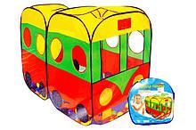 """Палатка детская игровая """"Автобус"""" (8027)"""