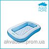 Детский надувной бассейн INTEX 57403 (166*100*22 см)Морской