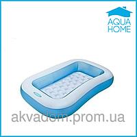 Детский надувной бассейн INTEX 57403 (166*100*22 см)Морской, фото 1