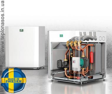 Грунтовый тепловой насос EcoPart 414, 14 кВт