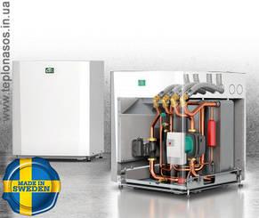 Грунтовый тепловой насос EcoPart 417, 17 кВт, фото 2