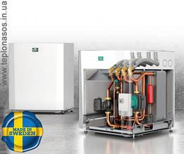 Грунтовый тепловой насос EcoPart 406, 6 кВт