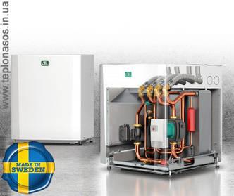Грунтовый тепловой насос EcoPart 408, 8 кВт, фото 2