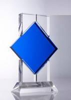 Награда стеклянная ga060
