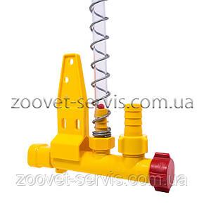 Кінцевик (сапун) лінії напування Lubing 450 мм для труби 22x22 мм (4255-00), фото 2