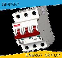 Автоматический выключатель трехполюсный E.next 16А, 25А, 40А, 63А industrial