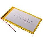 Литий-полимерный аккумулятор 4*60*105mm 3,7V (Li-ion 3.7В 3500мА·ч)