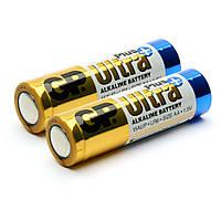 Батарейка GP Ultra Plus 24AUP-2S2, щелочная AAA, 2 шт в вакуумной упаковке, цена за упаковку