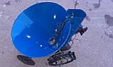 Картофелесажалка для мотоблока К-1Ц (синяя), фото 4