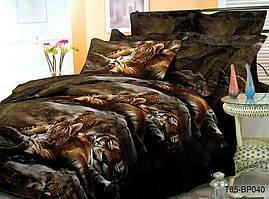 Комплект постельного белья полуторный с поликаттону BP040