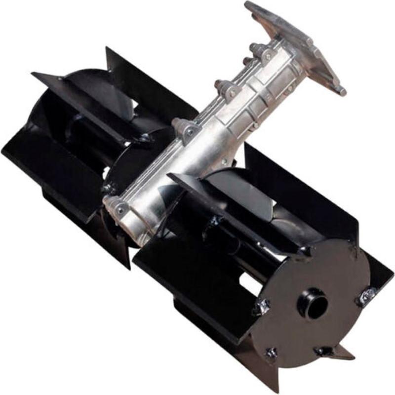 Насадка-культиватор для мотокіс Forte YK-W001-28