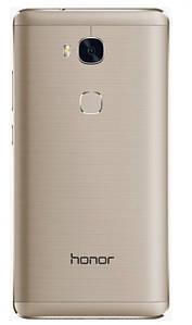 Задняя панель корпуса (Крышка) для Huawei 5X Honor GR5 (Золотая)