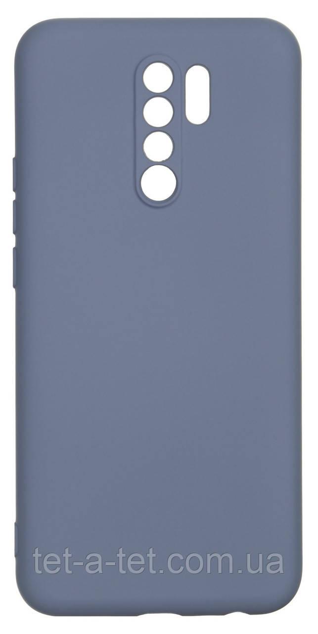 Чехол силиконовый ArmorStandart ICON Case for Xiaomi Redmi 9 Blue