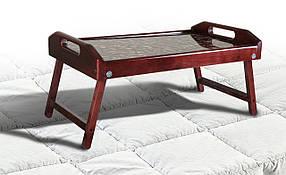 Столик для завтрака Кофе орех (Микс-Мебель ТМ)