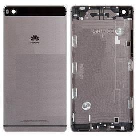 Задняя панель корпуса (Крышка) для Huawei P8 (Серая)