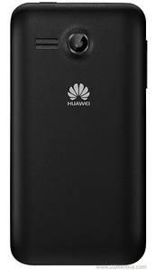 Задняя Панель Корпуса (Крышка) для Huawei Y220 (Черная)