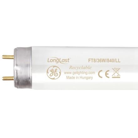 Лампа люминесцентная General Electric F36W/T8/830 G13 POLYLUX (США,Венгрия)