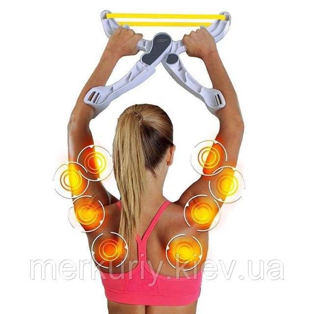 Тренажер для рук, плечей і спини Wonder Arms | Силовий тренажер Диво руки Диво руки